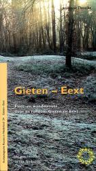 AR 34 Gieten - Eext 9789076046235  Rijksdienst Oudheidkundig Bodemonderzoek Archeologische fietsroutes  Wandelgidsen Drenthe