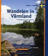 Wandelen in Värmland 9789078194132 Paul van Bodengraven en Marco Barten Smaakmakers / One Day Walks   Wandelgidsen Zuid-Zweden