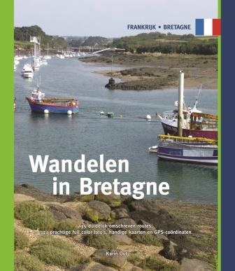 Wandelen in Bretagne 9789078194248 Paul van Bodengraven en Marco Barten Smaakmakers / One Day Walks   Wandelgidsen Bretagne
