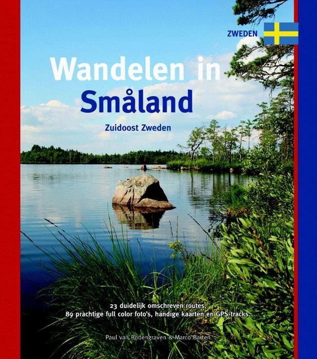Wandelen in Småland 9789078194347  Smaakmakers / One Day Walks   Wandelgidsen Zuid-Zweden