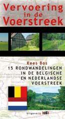 Vervoering in de Voerstreek 9789078407492 Kees Bos TIC   Wandelgidsen Maastricht en Zuid-Limburg, Vlaanderen