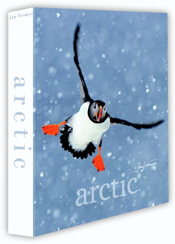 Arctic 9789078964216 Jan Vermeer Vermeer Publishing   Fotoboeken, Natuurgidsen Spitsbergen, Jan Mayen, Noordpool