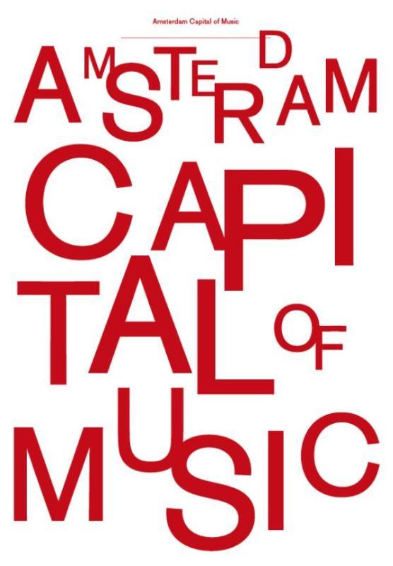 Amsterdam capital of music 9789081099882 Sinaya Wolfert Sinaya Wolfert Fotografie   Fotoboeken, Muziek Amsterdam