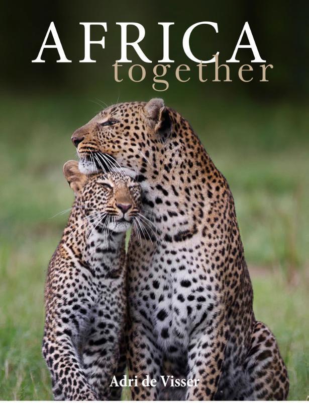 Africa together 9789081696524 Adri de Visser Vermeer Publishing   Fotoboeken Afrika