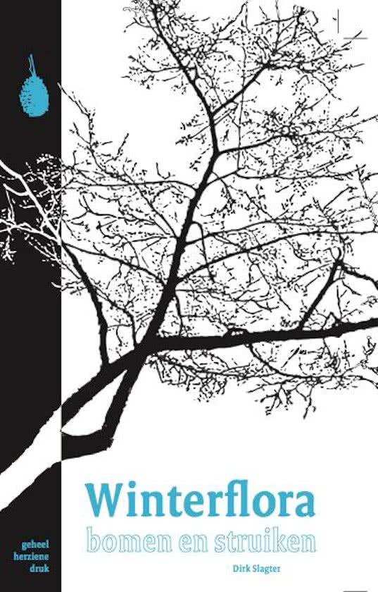 Winterflora Bomen en struiken 9789082043617  KNNV   Natuurgidsen, Plantenboeken Benelux