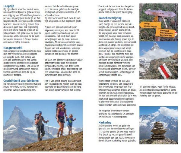 Met uitzicht op de Matterhorn | Menno Boermans 9789082334548 Menno Boermans Robert Weijdert   Klimmen-bergsport, Meerdaagse wandelroutes, Wandelgidsen Wallis