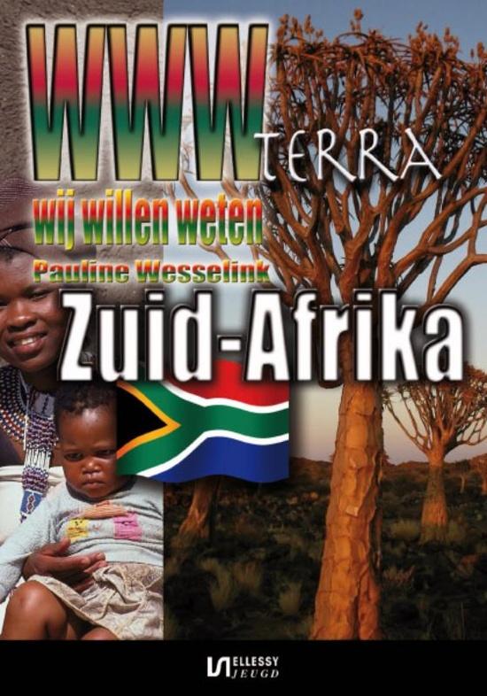 Zuid-Afrika | kinderreisgids 9789086601226  Ellessy   Kinderboeken, Reisgidsen Zuid-Afrika