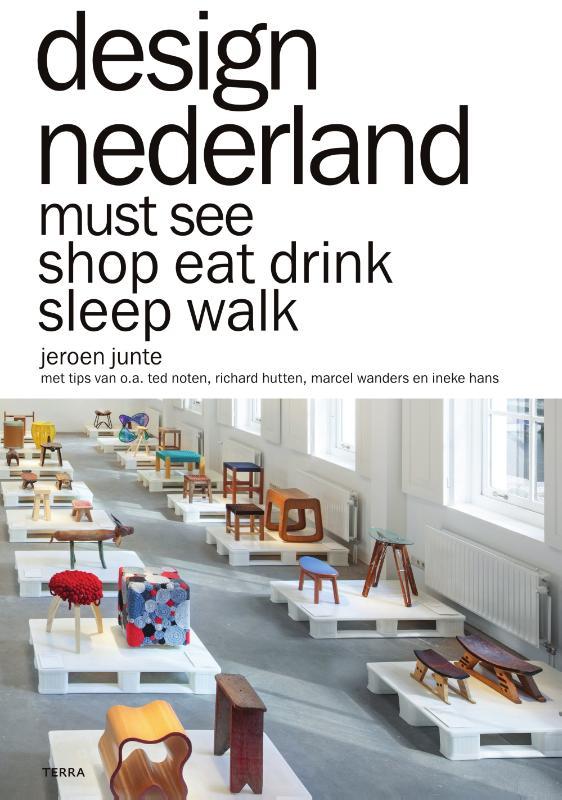 Design Nederland 9789089896612  Terra   Hotelgidsen, Reisgidsen Nederland