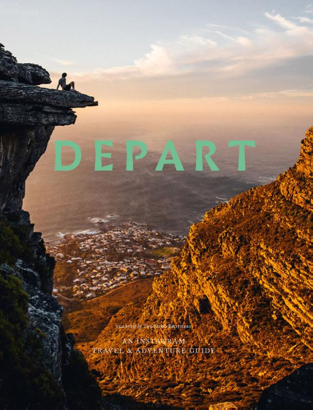 Depart 9789089897046 Sizoo brothers Terra   Fotoboeken Wereld als geheel
