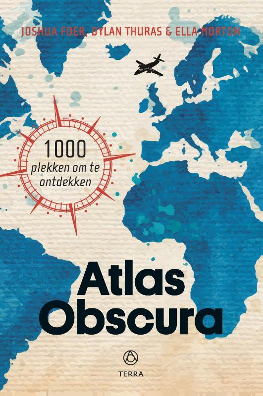 Atlas Obscura 9789089897336  Lannoo   Reisgidsen Wereld als geheel