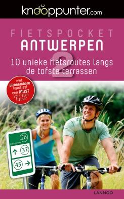 Fietspocket Antwerpen (provincie) 9789401420747  Lannoo Knooppunter  Fietsgidsen Vlaanderen