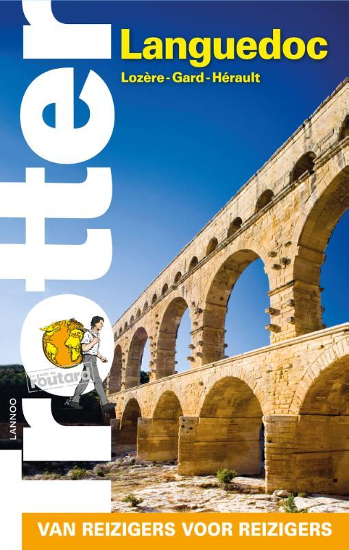 Trotter Languedoc 9789401423045  Lannoo Trotter  Reisgidsen Cevennen, Languedoc