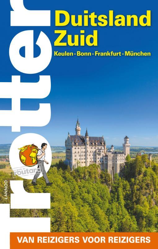 Trotter Zuid-Duitsland 9789401423076  Lannoo Trotter  Reisgidsen Duitsland