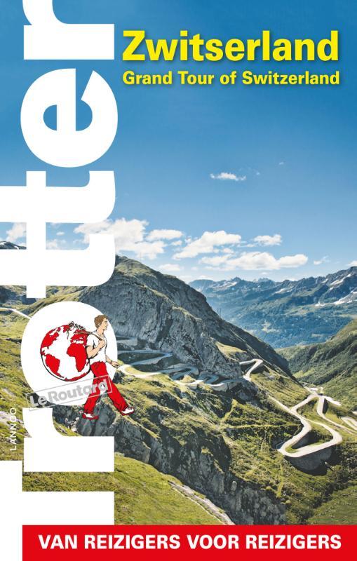 Trotter Zwitserland 9789401425957  Lannoo Trotter  Reisgidsen Zwitserland
