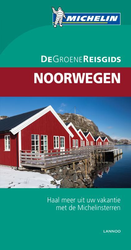 Noorwegen | Michelin reisgids 9789401431125  Michelin Michelin Groene gidsen  Reisgidsen Noorwegen