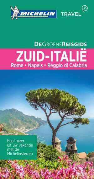 Zuid-Italie | Michelin reisgids 9789401431163  Michelin Michelin Groene gidsen  Reisgidsen Zuid-Italië