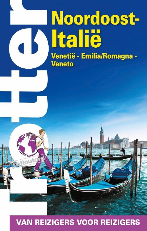 Trotter Noordoost-Italie 9789401431958  Lannoo Trotter  Reisgidsen Noord-Italië
