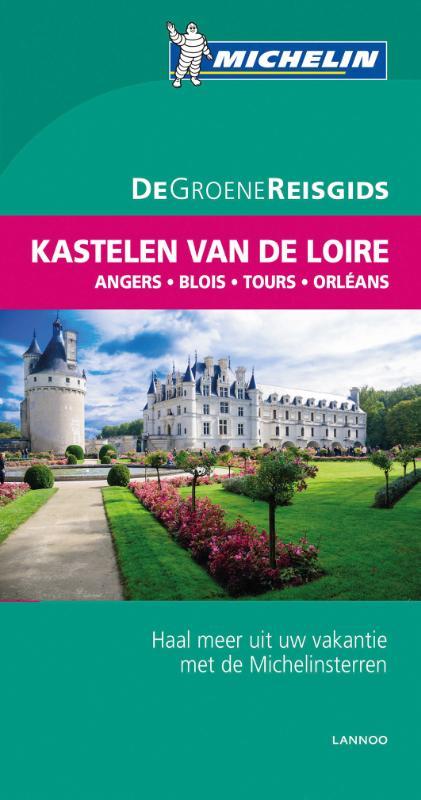 Kastelen aan de Loire | Michelin reisgids 9789401439442  Michelin Michelin Groene gidsen  Reisgidsen Loire & Centre