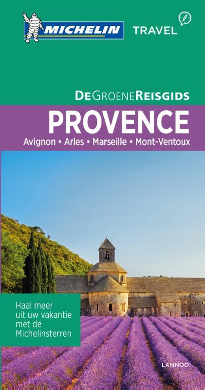 Provence (Nederlandstalig)   Michelin reisgids 9789401439466  Michelin Michelin Groene gidsen  Reisgidsen Provence, Marseille, Camargue