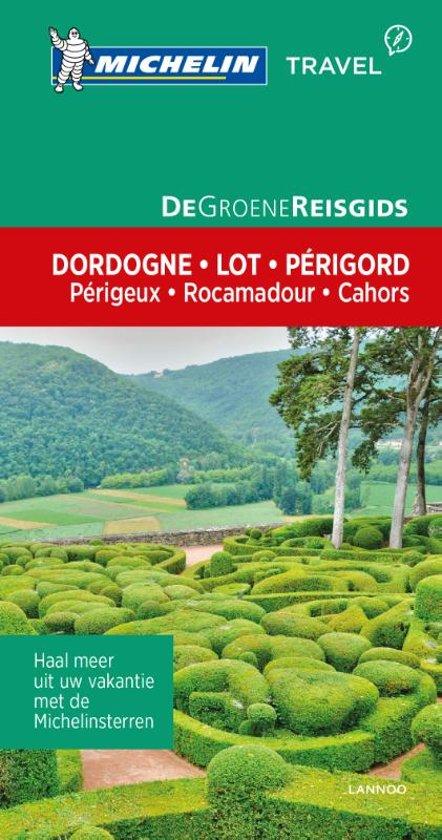 Dordogne, Lot, Périgord (Nederlandstalig) | Michelin reisgids 9789401439527  Michelin Michelin Groene gidsen  Reisgidsen Dordogne, Lot, Tarn, Toulouse