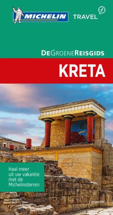 Kreta | Michelin reisgids 9789401439565  Michelin Michelin Groene gidsen  Reisgidsen Kreta