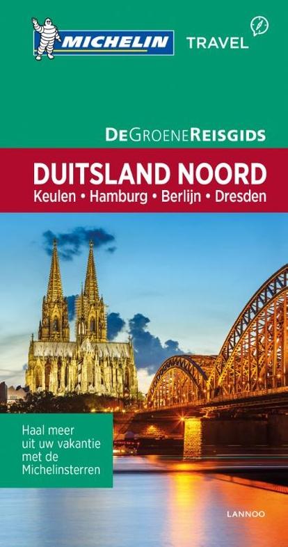 Noord-Duitsland | Michelin reisgids 9789401439589  Michelin Michelin Groene gidsen  Reisgidsen Duitsland