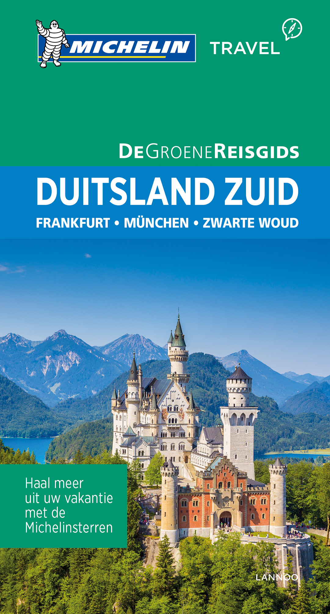 Zuid-Duitsland | Michelin reisgids 9789401439596  Michelin Michelin Groene gidsen  Reisgidsen Zuid-Duitsland