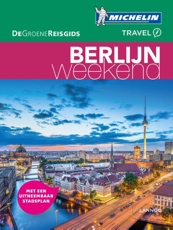 Michelin Groene Reisgids Weekend Berlijn 9789401439718  Michelin Michelin Groene Gids Weekend  Reisgidsen Berlijn