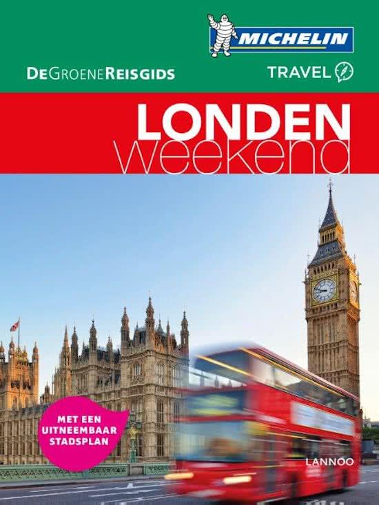 Michelin Groene Reisgids Weekend Londen 9789401439725  Michelin Michelin Groene Gids Weekend  Reisgidsen Londen