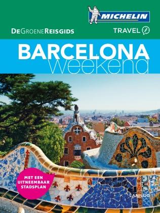 Michelin Groene Reisgids Weekend Barcelona 9789401439763  Michelin Michelin Groene Gids Weekend  Reisgidsen Barcelona