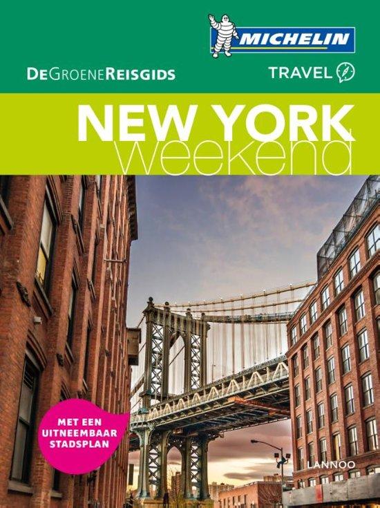 Michelin Groene Reisgids Weekend New York 9789401439770  Michelin Michelin Groene Gids Weekend  Reisgidsen New York, Pennsylvania, Washington DC