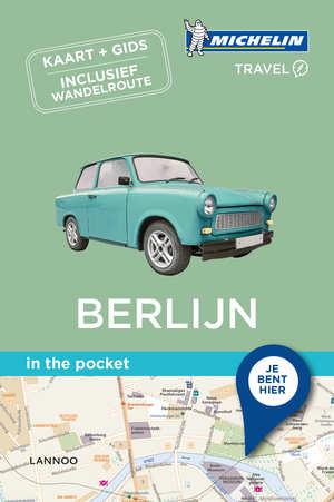 Berlijn - in the pocket 9789401439794  Michelin In the pocket  Reisgidsen Berlijn