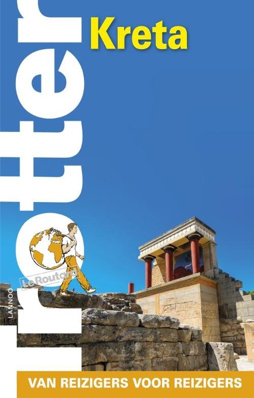 Trotter Kreta 9789401440066  Lannoo Trotter  Reisgidsen Kreta