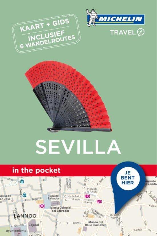 Sevilla - in the pocket 9789401440165  Michelin In the pocket  Reisgidsen Sevilla