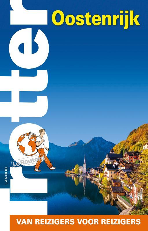 Trotter Oostenrijk 9789401440431  Lannoo Trotter  Reisgidsen Oostenrijk