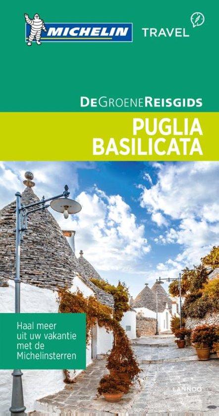 Puglia - Basilicata | Michelin reisgids 9789401448727  Michelin Michelin Groene gidsen  Reisgidsen Apulië, Basilicata