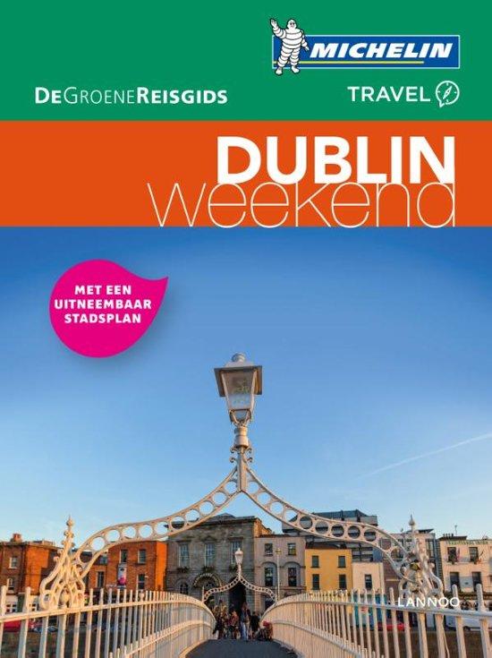Michelin Groene Reisgids Weekend Dublin 9789401448826  Michelin Michelin Groene Gids Weekend  Reisgidsen Dublin