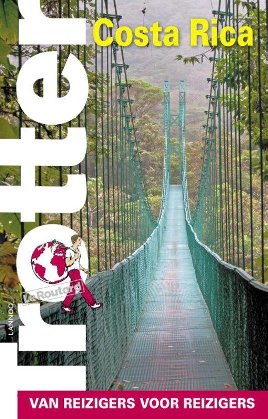Trotter Costa Rica 9789401449502  Lannoo Trotter  Reisgidsen Costa Rica