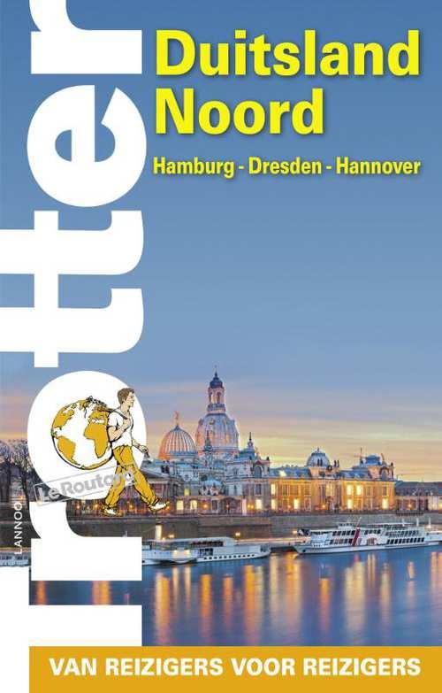 Trotter Duitsland Noord 9789401449533  Lannoo Trotter  Reisgidsen Duitsland