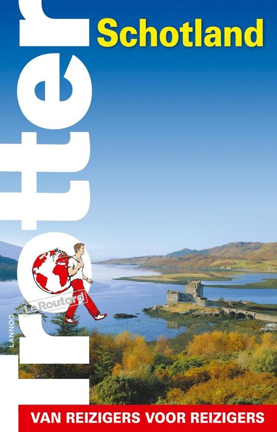 Trotter Schotland 9789401449601  Lannoo Trotter  Reisgidsen Schotland