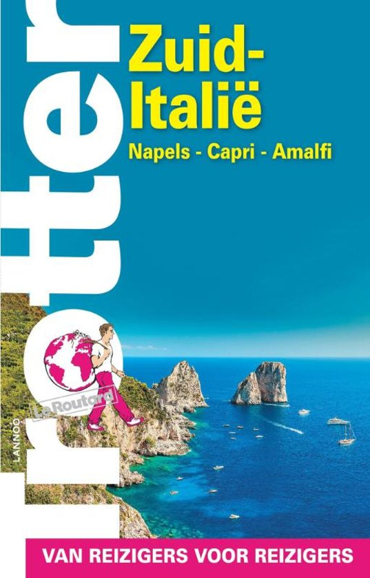 Trotter Zuid-Italie 9789401449649  Lannoo Trotter  Reisgidsen Zuid-Italië