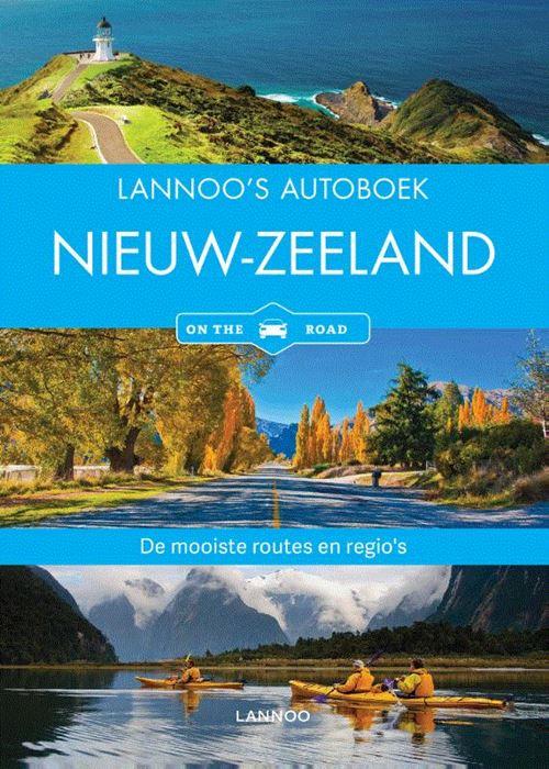 Lannoo's Autoboek Nieuw-Zeeland 9789401450270  Lannoo Lannoos Autoboeken  Reisgidsen Nieuw Zeeland