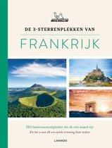 De 3-sterrenplekken van Frankrijk 9789401455886  Lannoo Michelin  Fotoboeken, Reisgidsen Frankrijk