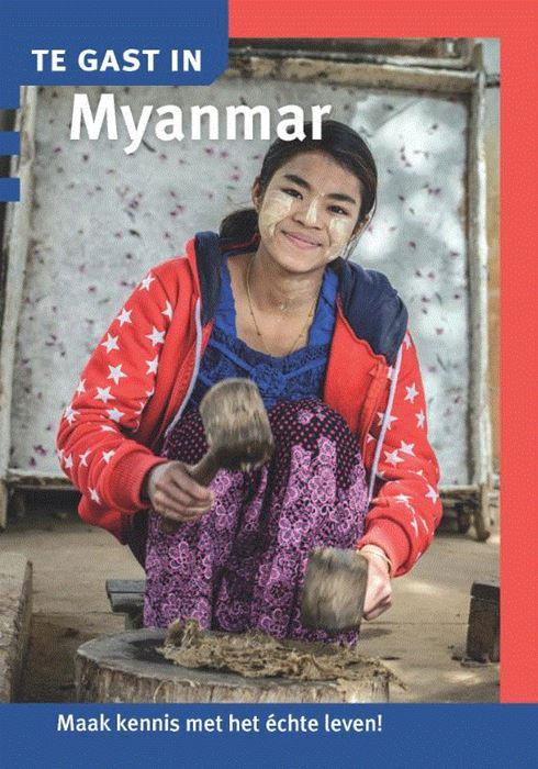 Te Gast In Myanmar / Birma 9789460160714  Informatie Verre Reizen   Landeninformatie Birma (Myanmar)