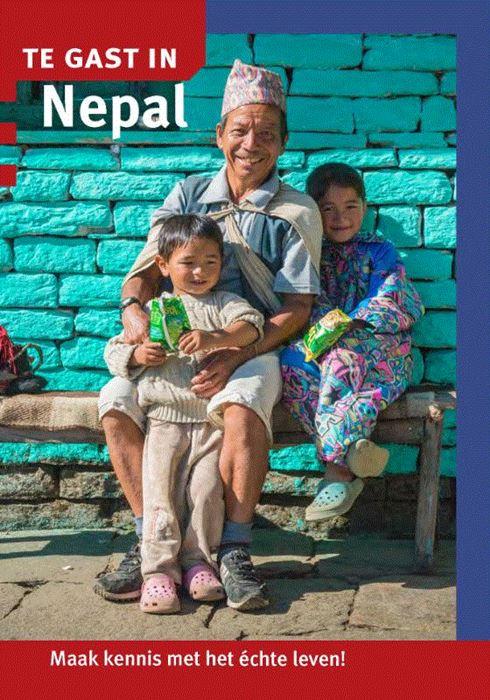 Te Gast In Nepal 9789460160721  Informatie Verre Reizen   Landeninformatie Nepal