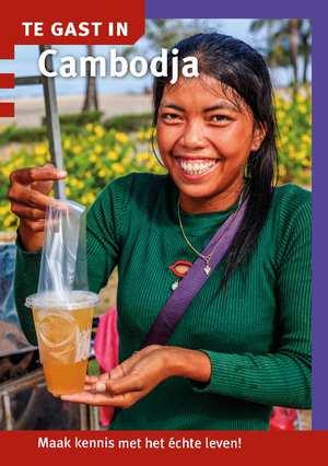 Te Gast in Cambodja 9789460160837  Informatie Verre Reizen   Landeninformatie Cambodja