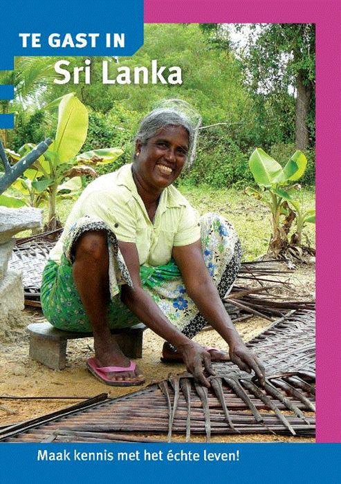 Te Gast In Sri Lanka 9789460160868  Informatie Verre Reizen   Landeninformatie Sri Lanka