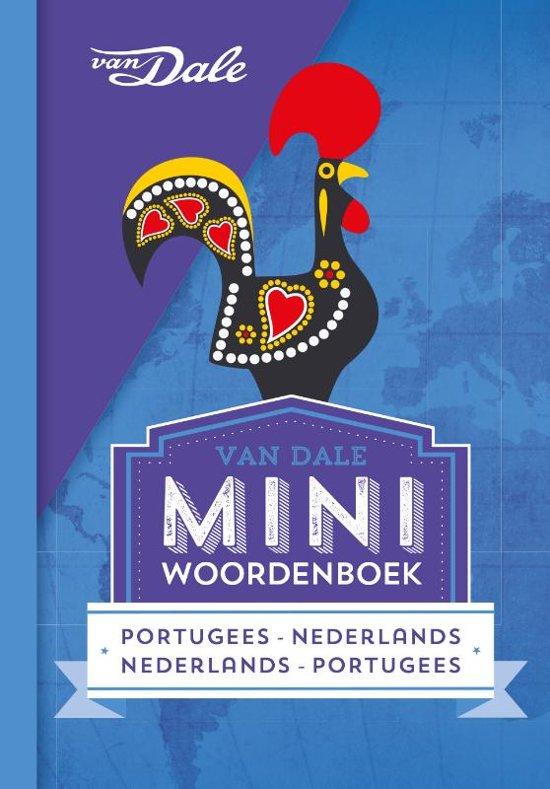 Portugees-Nedederlands v.v. | miniwoordenboek 9789460774300  Van Dale Miniwoordenboek  Taalgidsen en Woordenboeken Portugal
