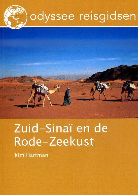 Zuid-Sinaï en de Rode Zeekust | reisgids 9789461230201 Kim Hartman Odyssee   Reisgidsen Egypte