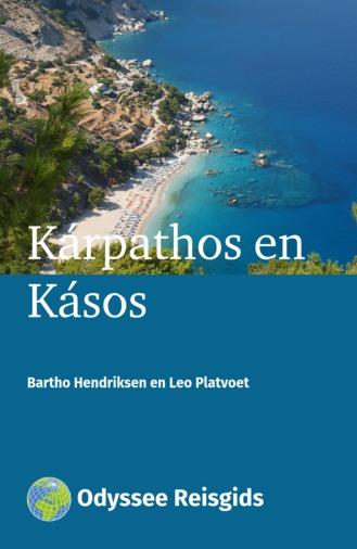 Karpathos en Kasos | reisgids 9789461230355  Odyssee   Reisgidsen Egeïsche Eilanden